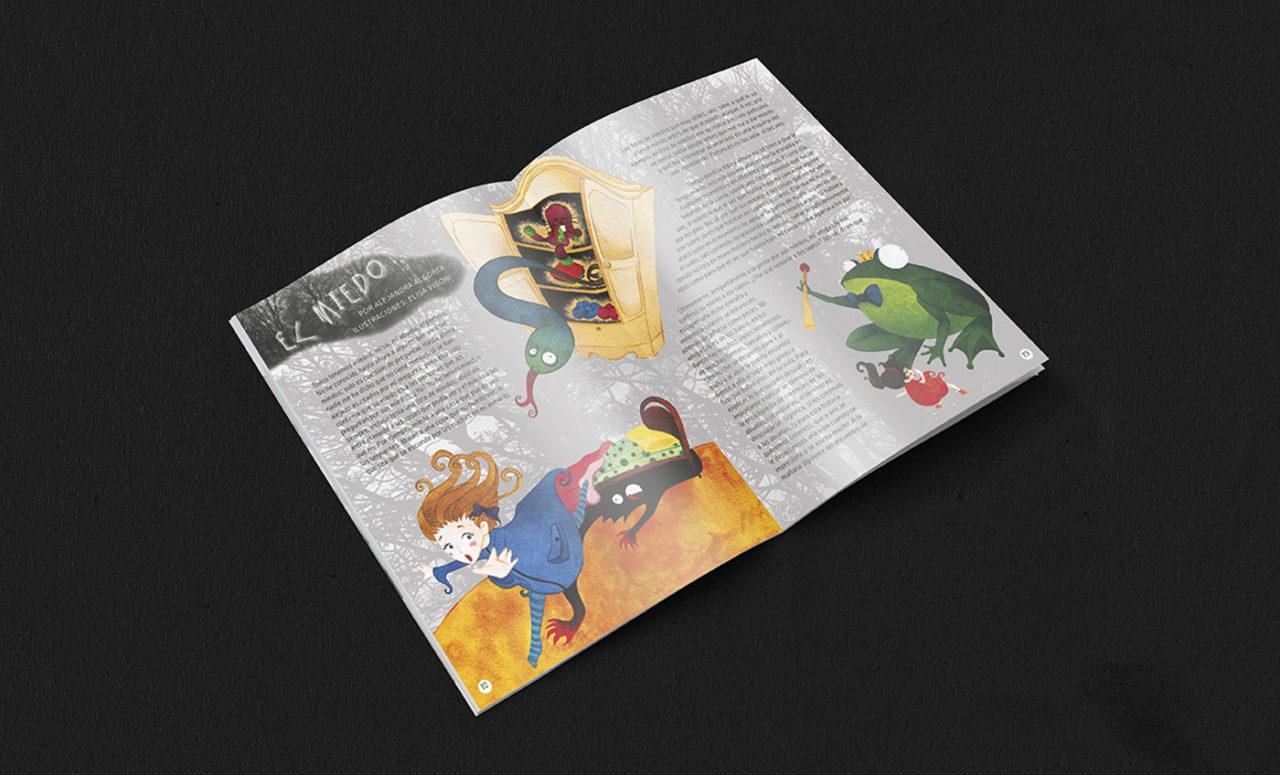 Revista Infantil 05