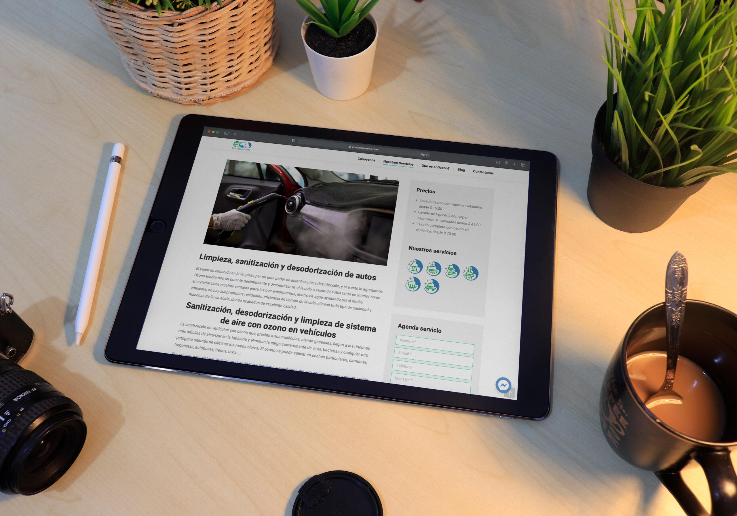 Ipad Pro 2017 12,9 inch – Mockup 1